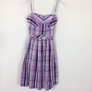 ANN TAYLOR LOFT Sleeveless With Straps Dress SZ 0